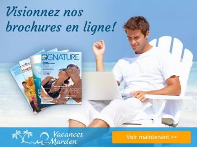 Visionnez nos brochures en ligne!