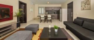 Lifestyles VIP - Suite Royal - Salon et Cuisine